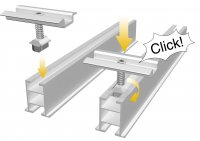With their patented design the TRIC clip panel fasteners save precious installation time while increasing reliability and safety.