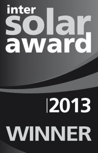 Intersolar Award 2013